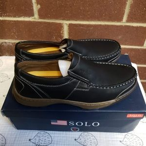 Other - Solo Men's Slip On Comfort Loafers